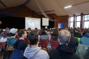 Jugendkonferenz am 02.03.2018